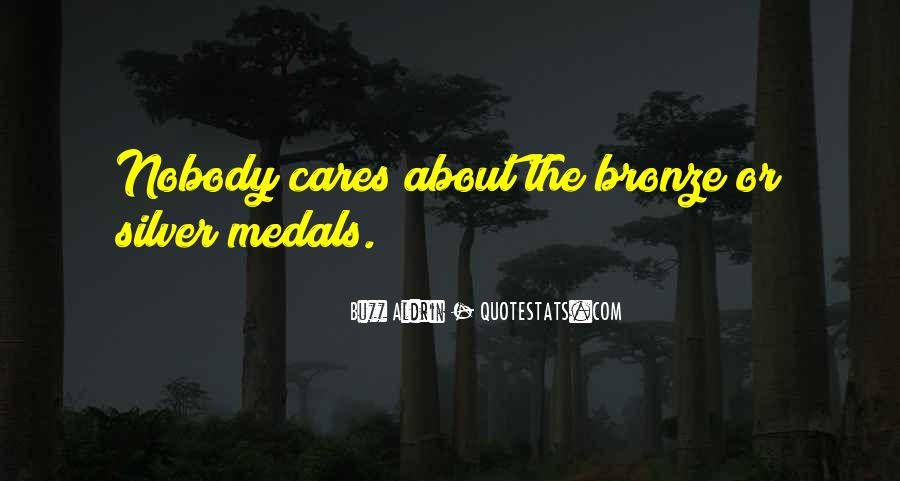 My Medals Quotes #496693