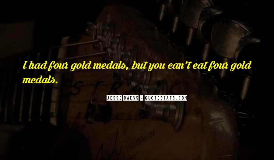 My Medals Quotes #499099