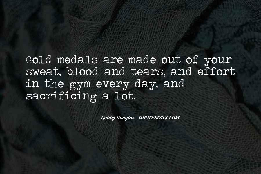 My Medals Quotes #507868