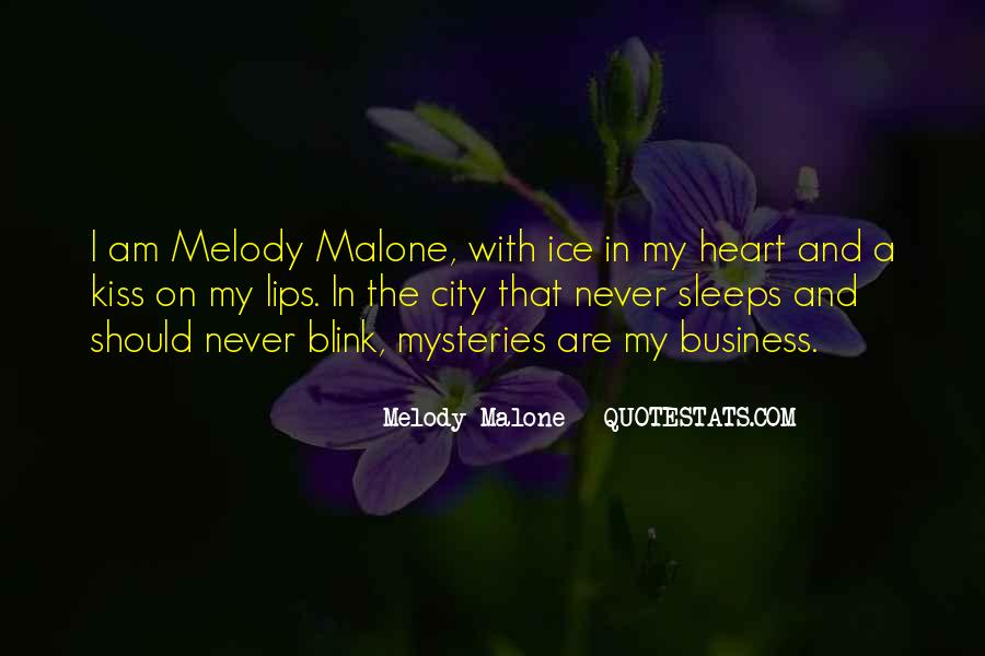 My Melody Quotes #713585