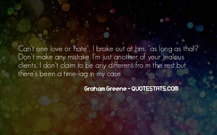 My Mistake Love Quotes #1024945