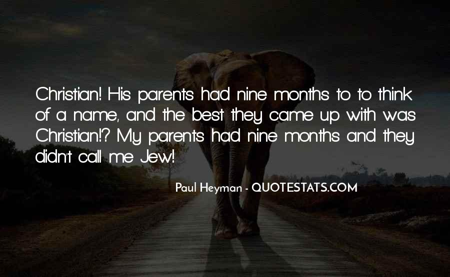 My Name Is Paul Heyman Quotes #1218416