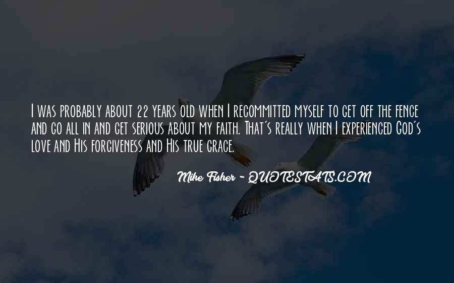 My Old True Love Quotes #1742867