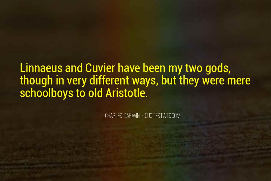 My Old Ways Quotes #449165
