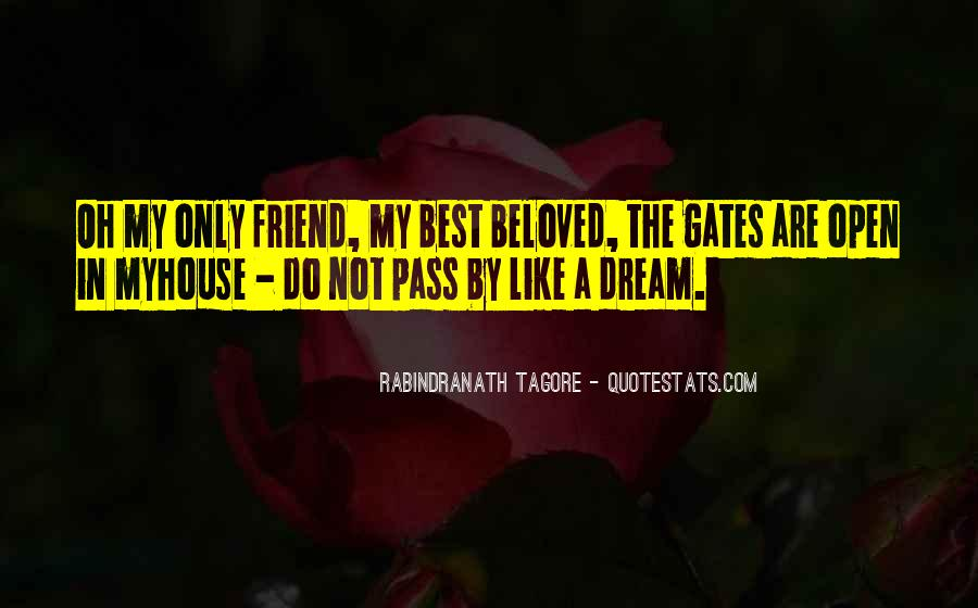My Only Love Quotes #184028