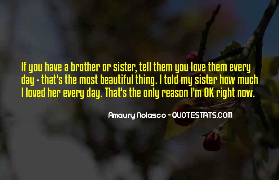 My Only Love Quotes #191112