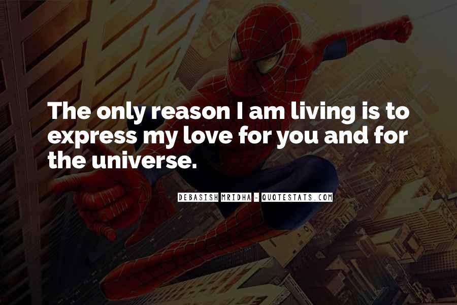 My Only Love Quotes #227931