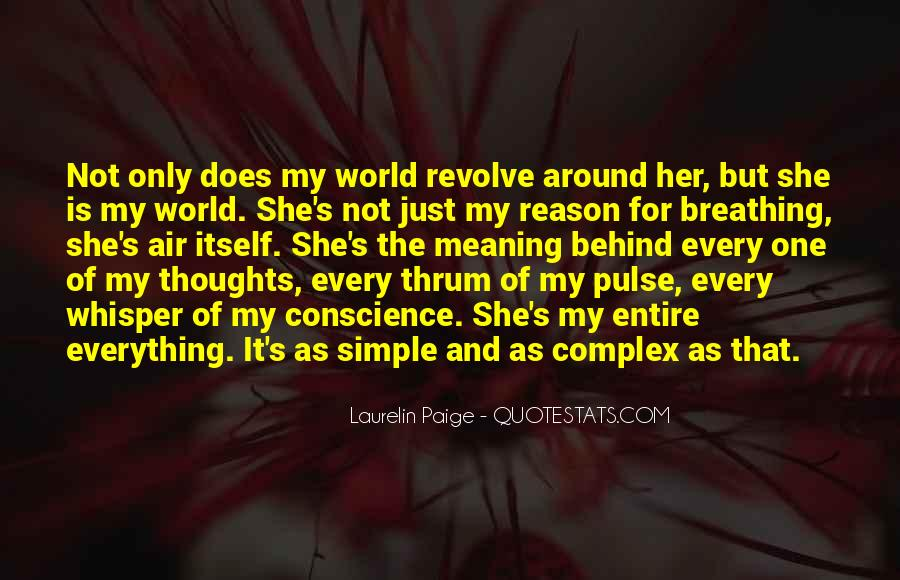 My Only Love Quotes #27934