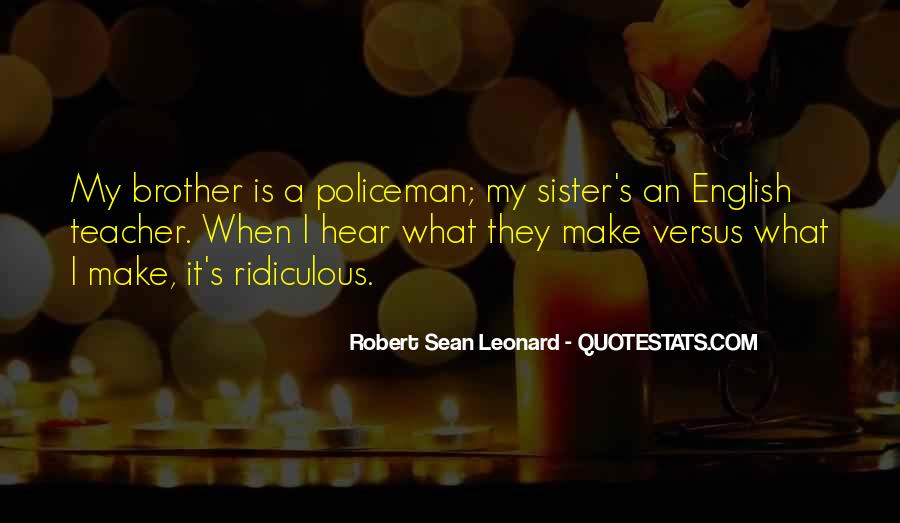 My Policeman Quotes #1309848