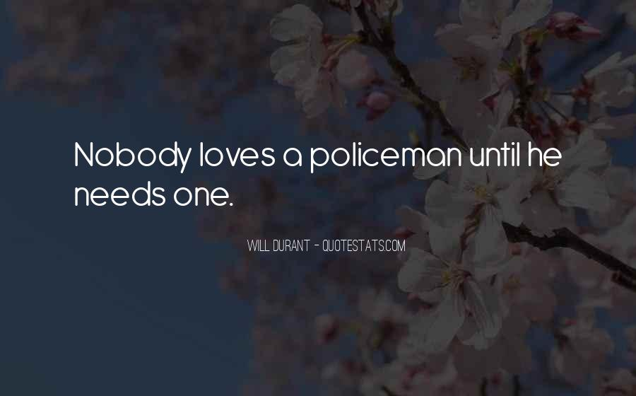 My Policeman Quotes #15309