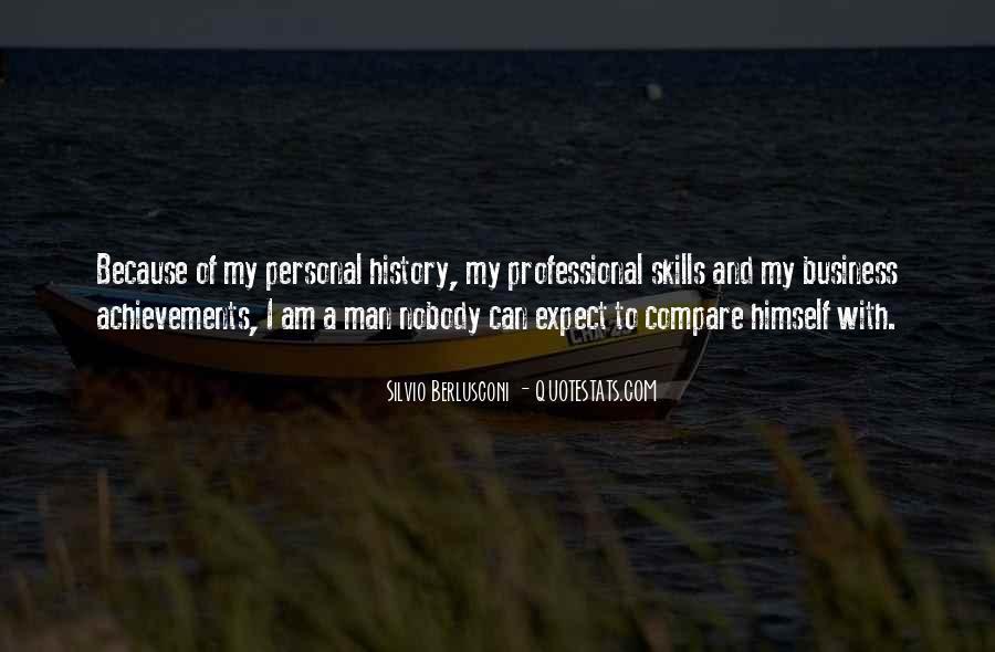 My Professional Skills Quotes #887296