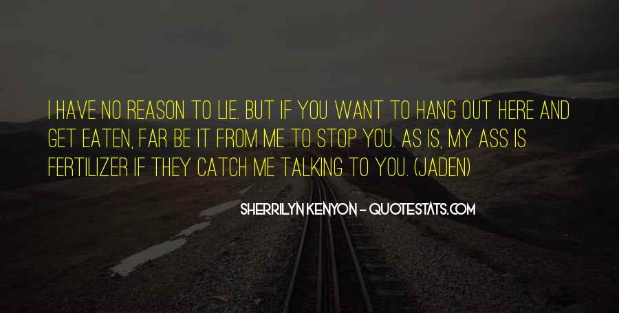 My Reason Is You Quotes #437279