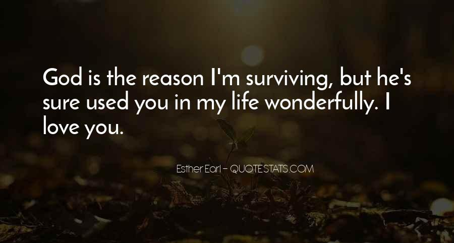 My Reason Is You Quotes #525814