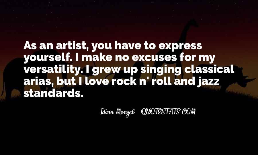My Rock Love Quotes #1016668