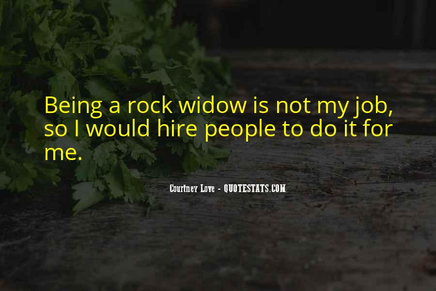 My Rock Love Quotes #1021225