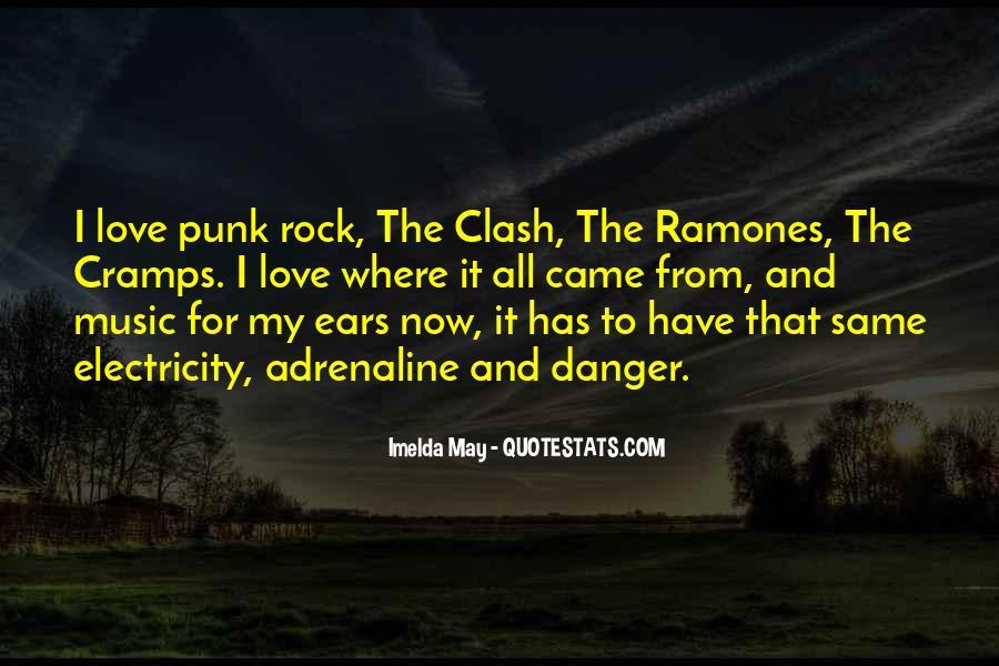 My Rock Love Quotes #1021319
