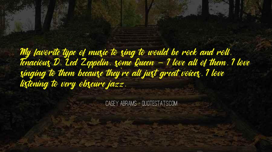 My Rock Love Quotes #1115707