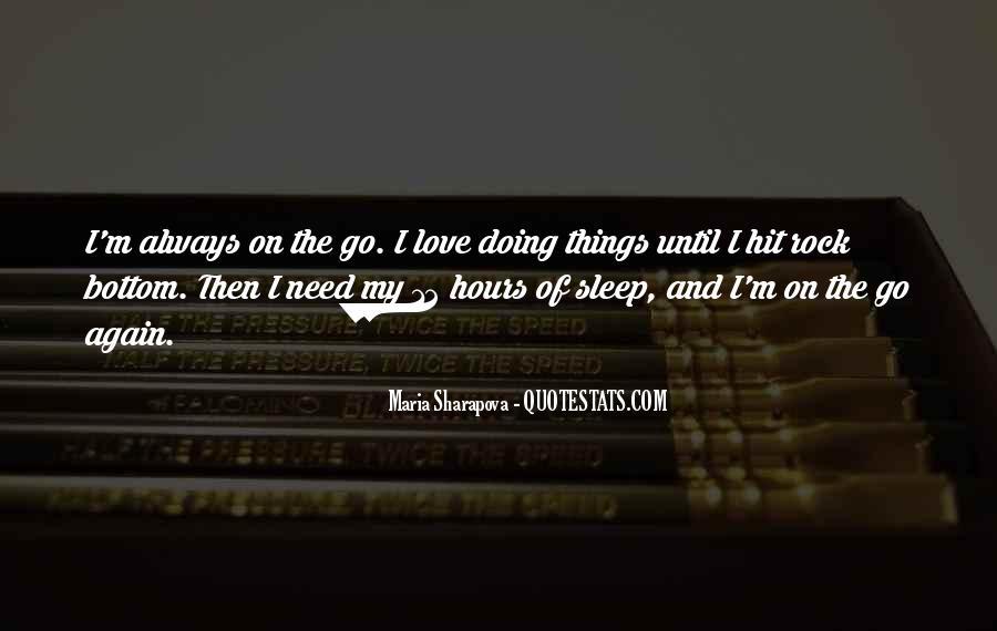 My Rock Love Quotes #1155532