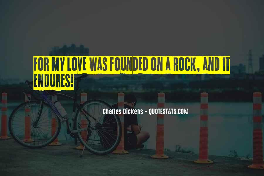 My Rock Love Quotes #1213183