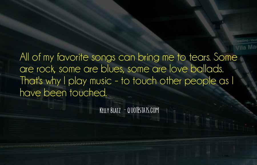 My Rock Love Quotes #1246413