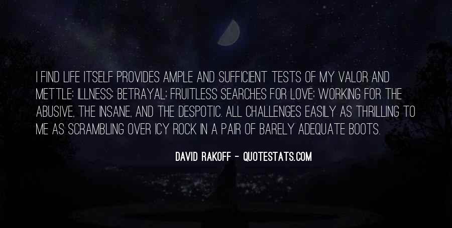 My Rock Love Quotes #1313976