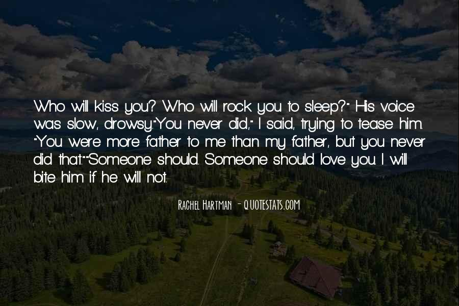 My Rock Love Quotes #1340006