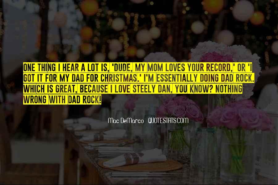 My Rock Love Quotes #1460587