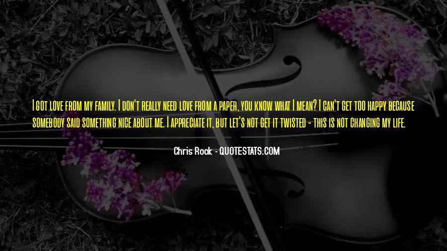 My Rock Love Quotes #1557281