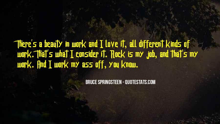 My Rock Love Quotes #1608903