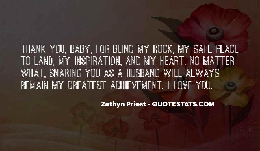 My Rock Love Quotes #1609132