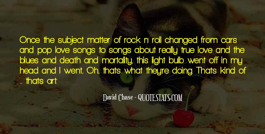 My Rock Love Quotes #1715319