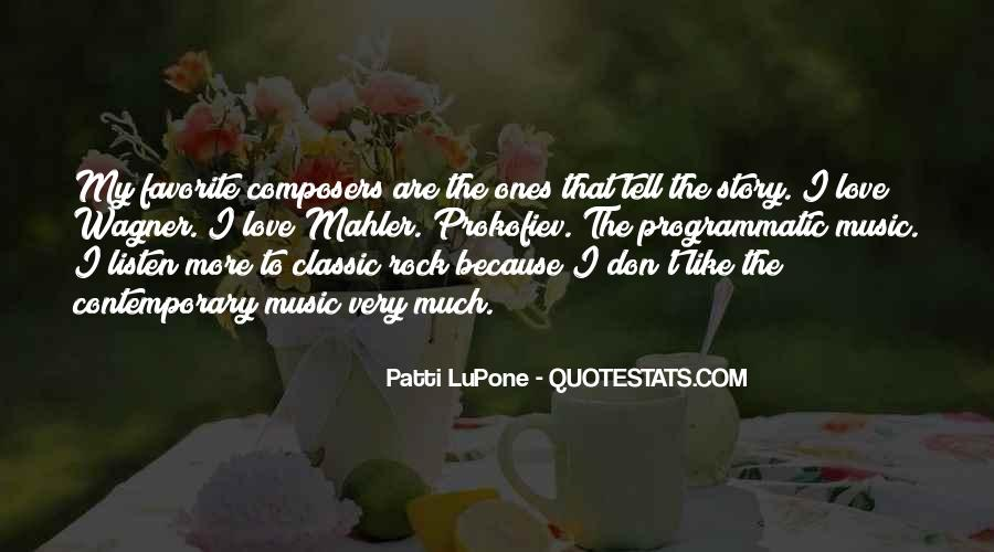 My Rock Love Quotes #412758