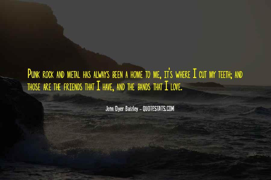 My Rock Love Quotes #416819