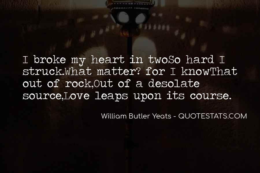 My Rock Love Quotes #455790
