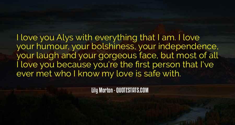 My Rock Love Quotes #526809