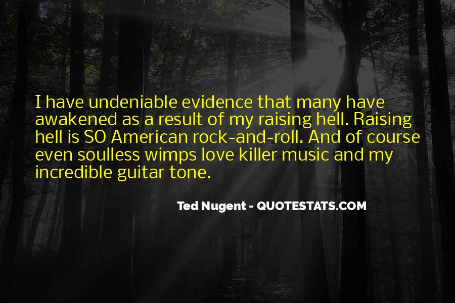 My Rock Love Quotes #528487