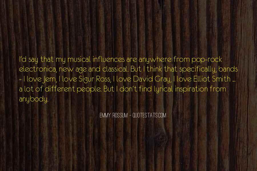 My Rock Love Quotes #692983