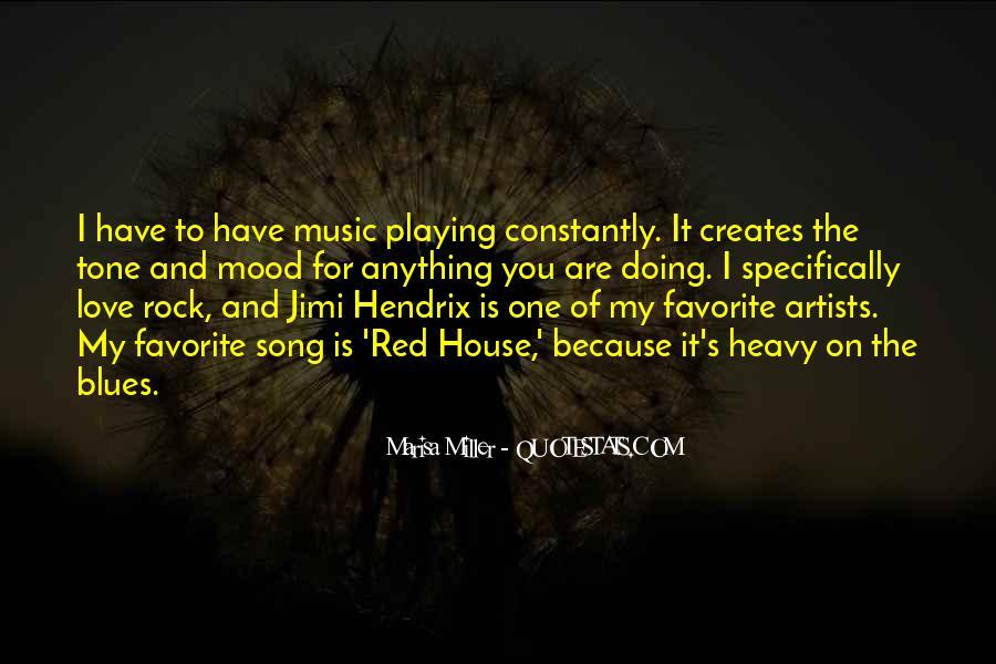 My Rock Love Quotes #924813