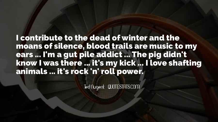 My Rock Love Quotes #976762