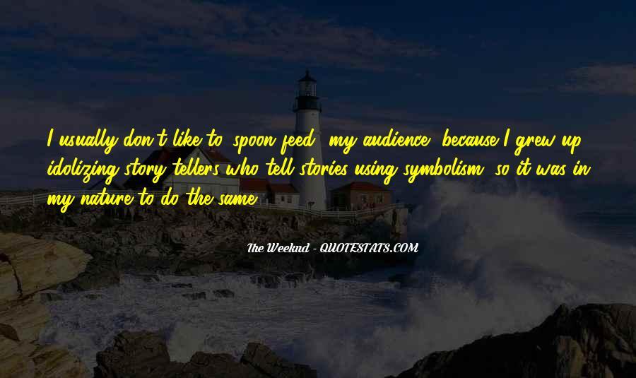 My Sacrificial Clam Quotes #1443179