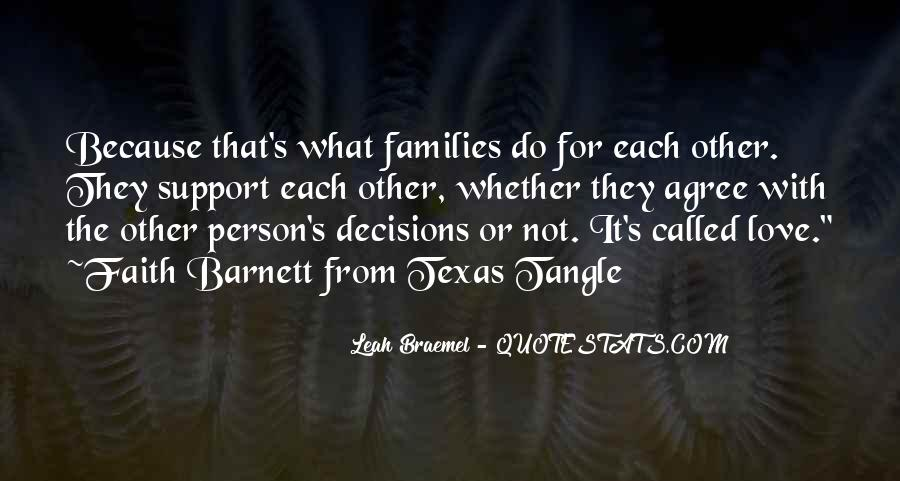 My So Called Family Quotes #492172