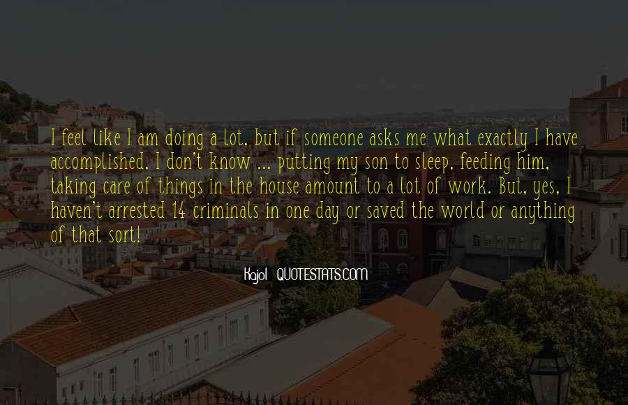 My Son My Quotes #100084