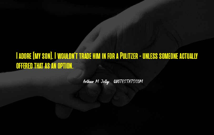 My Son My Quotes #24160