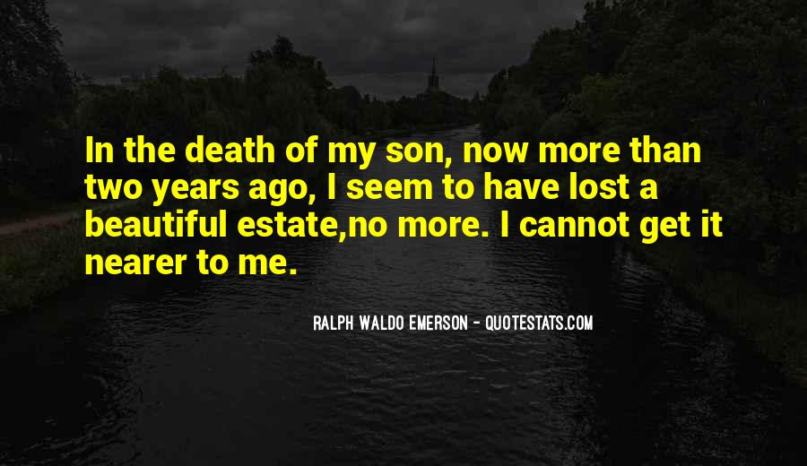 My Son My Quotes #46164