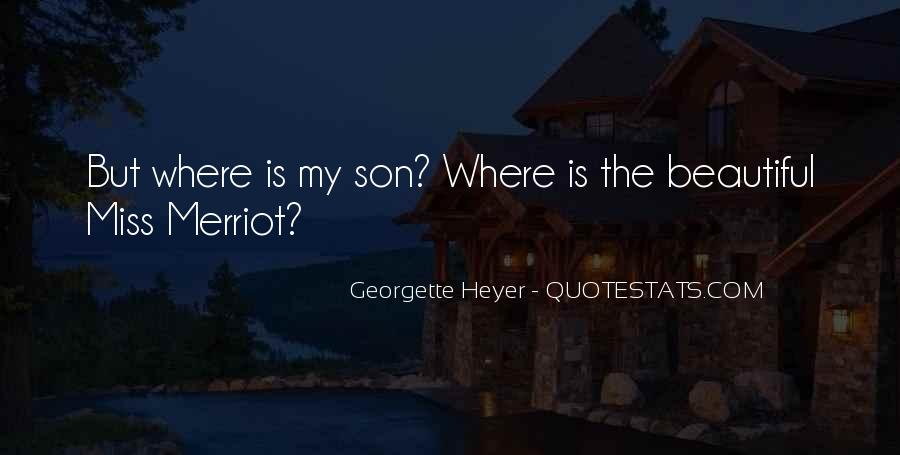 My Son My Quotes #56051