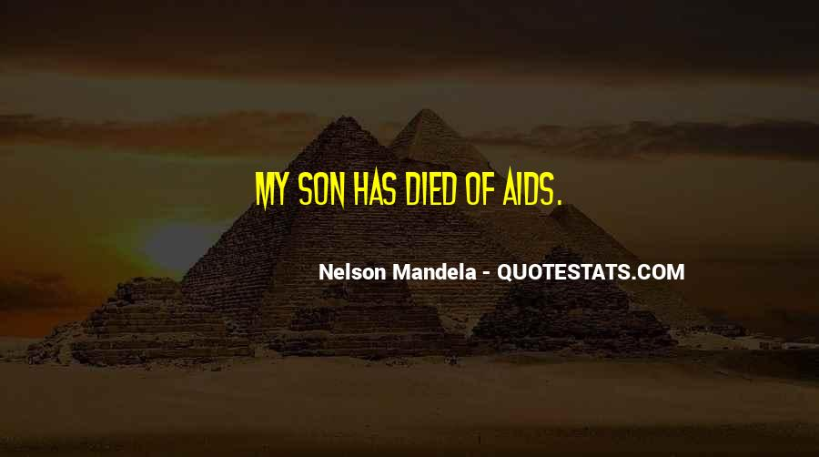 My Son My Quotes #76878
