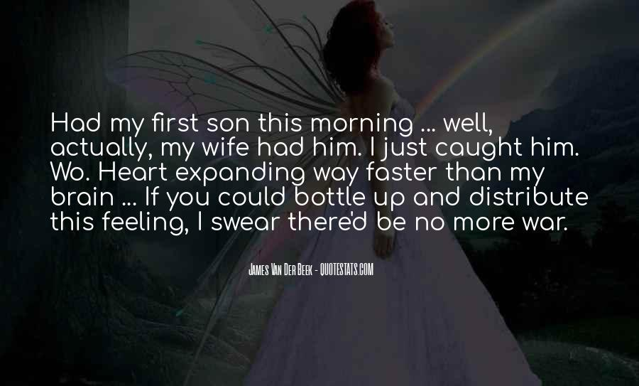 My Son My Quotes #85371