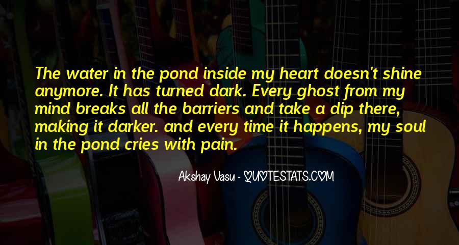 My Soul Cries Quotes #60303