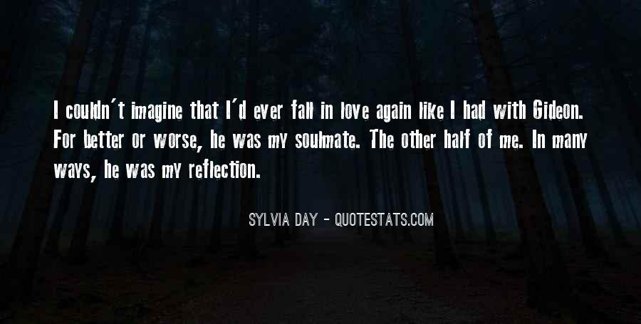 My Soulmate Love Quotes #1297066