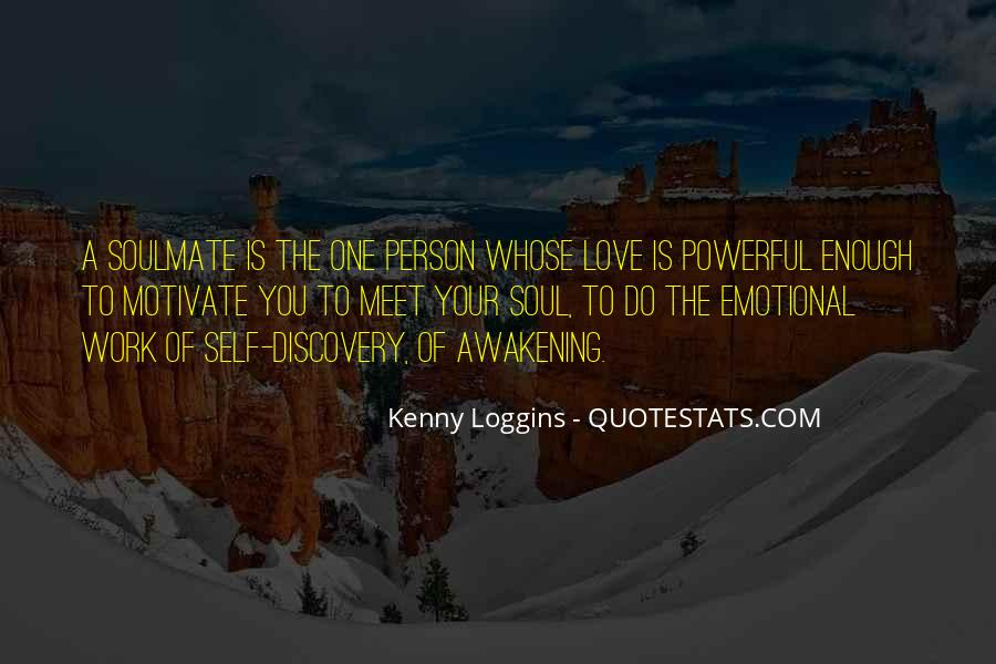 My Soulmate Love Quotes #318073
